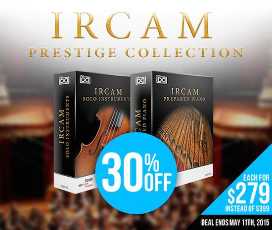 IRCAM promo 550