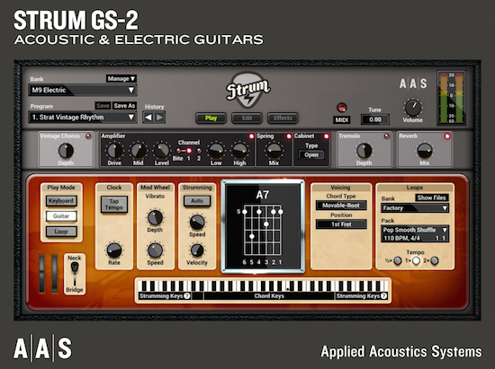 Strum GS-2-550