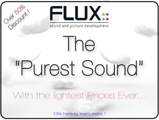 Flux pure 550