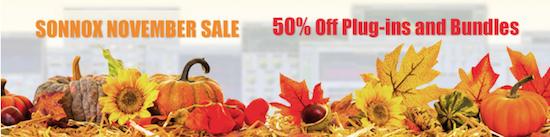 Sonnox Sale 550