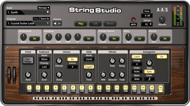 AAS String Studio VS-2
