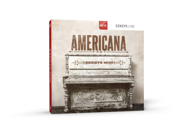 Americana-EZkeys