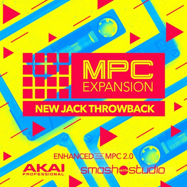 AKAI MPC - New Jack Throwback