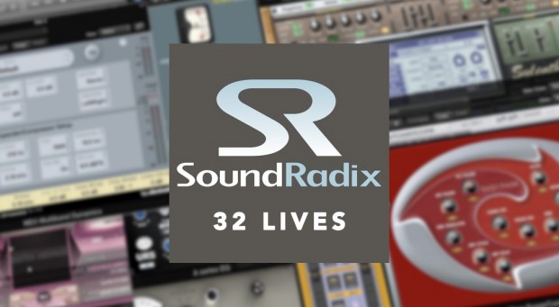 Sound Radix 32 Lives