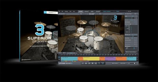 Toontrack Superior Drummer 3.1.1 Update