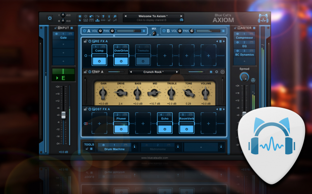 Blue Cat Audio Axiom and Axe Bundle