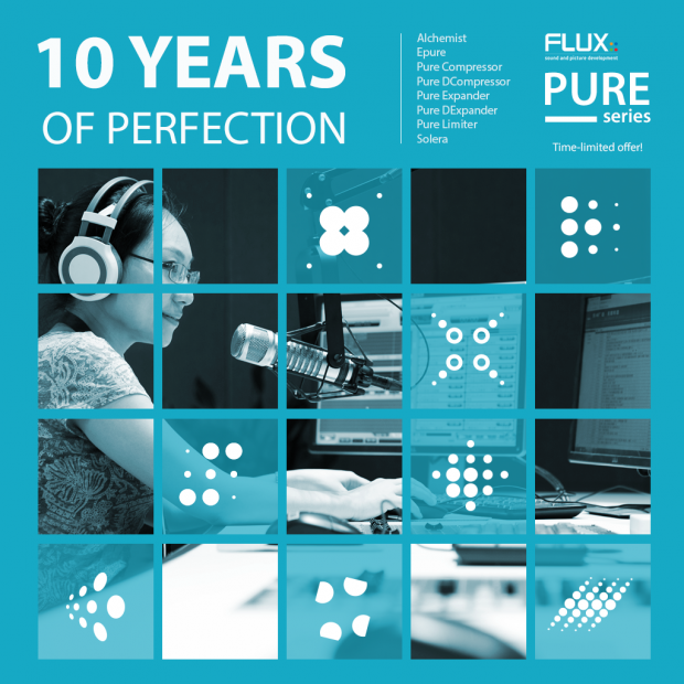 flux 10 year promo