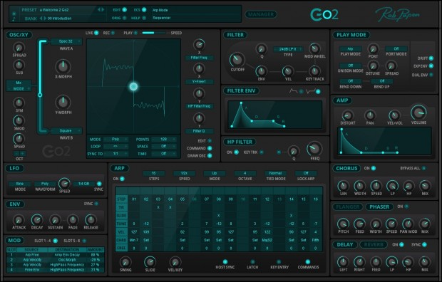 Rob Papen Go2 Synth