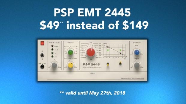 PSP EMT 2445 Promo