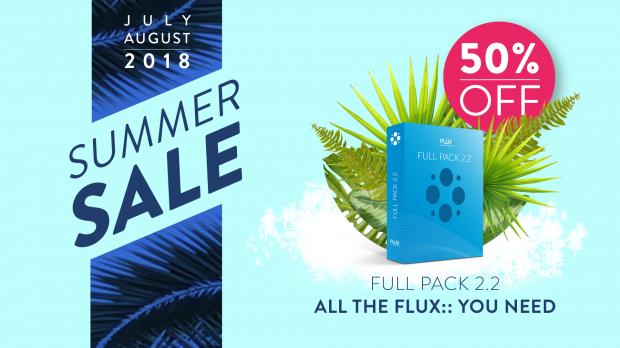 Full Pack 2.2 Summer Sale