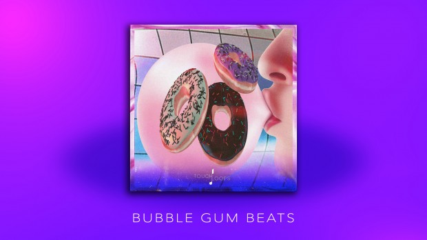Touch Loops Bubble Gum Beats