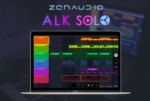 alk2 solo advert