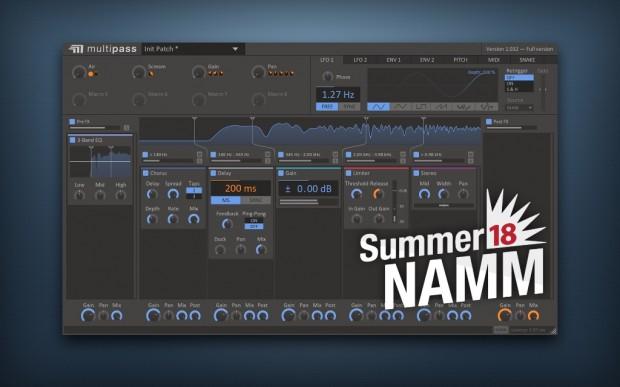 Kilohearts Multipass Summer NAMM 2018 Sale