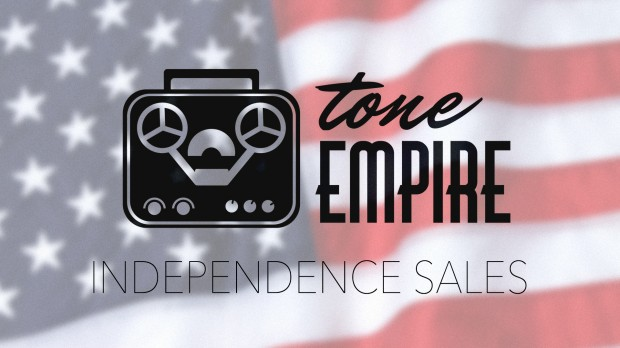 Tone Empire Independence Sales