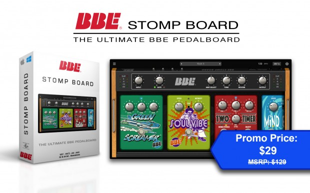 BBE STOMP BOARD August 2018 promo