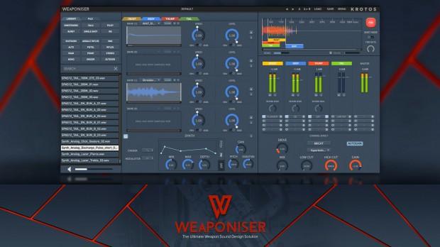 Krotos Audio Weaponiser