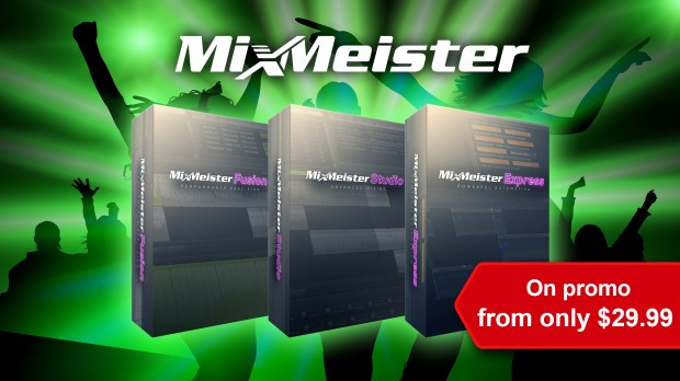 Mixmeister All + promo