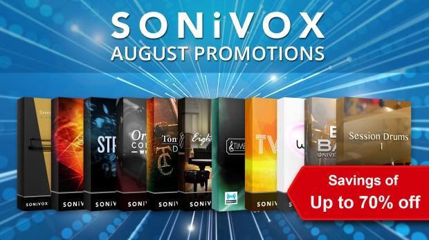 sonivox_august_promos