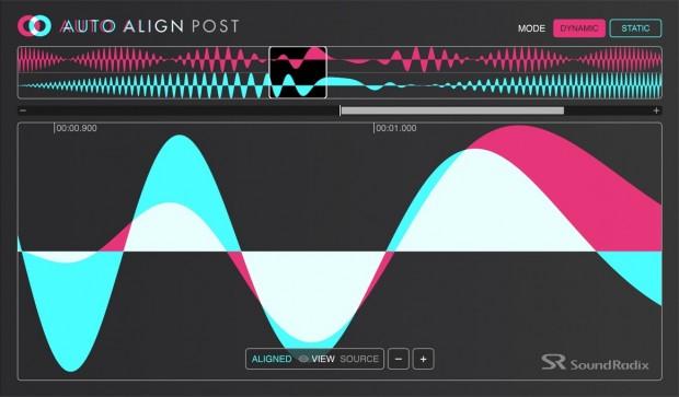 Sound Radix Auto-Align Post
