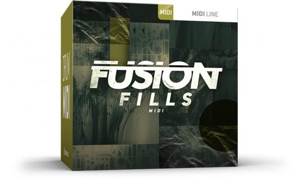 Toontrack Fusion Fills MIDI