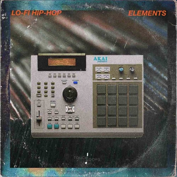 Touch Loops Lo-Fi Hip-Hop Elements