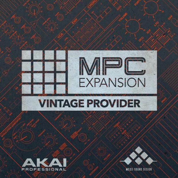 AKAI MPC Expansion - Vintage Provider