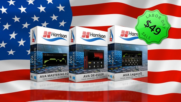 Harrison Consoles Labor Day Sales 2018