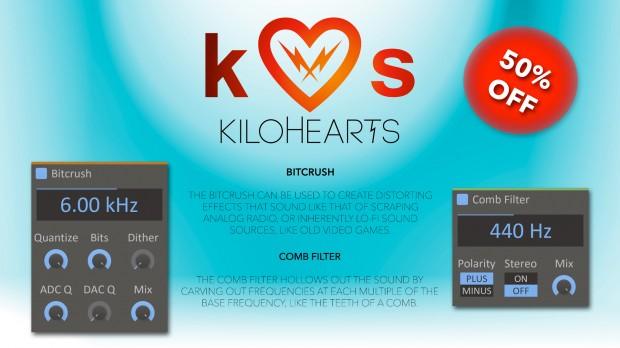 Kilohearts-Bitcrush-and-Comb-Filter-Sale