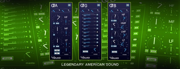 Volko Audio - Q American Series