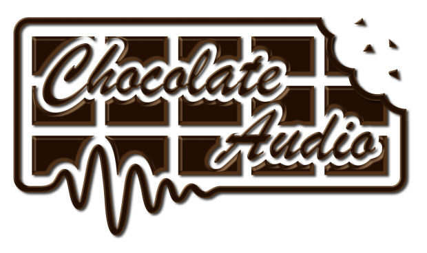 Chocolate Audio 2018 Logo