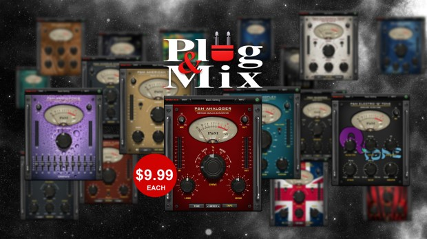 Plug And Mix OCT 2018 Promo