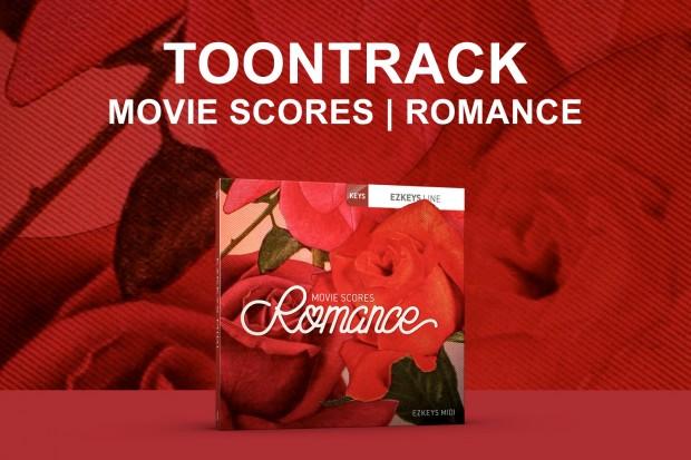 toontrack release movie scores romance ezkeys midi