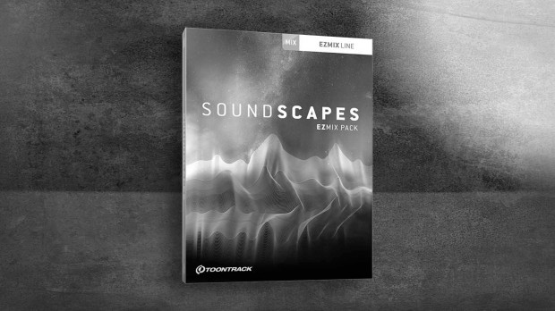 Toontrack Soundscapes Ezmix PackVisual