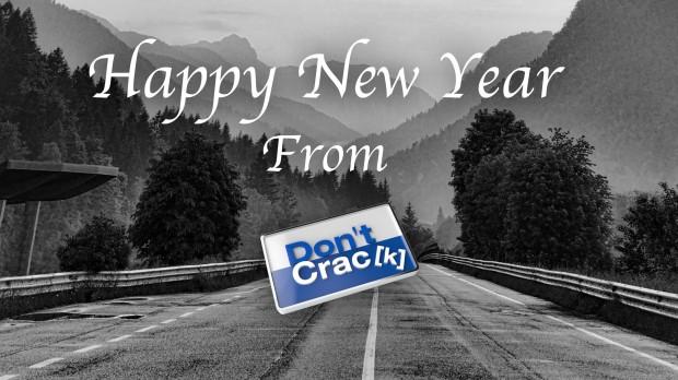Happy New Year DontCrack 2018