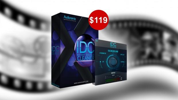 IDC Banner + price