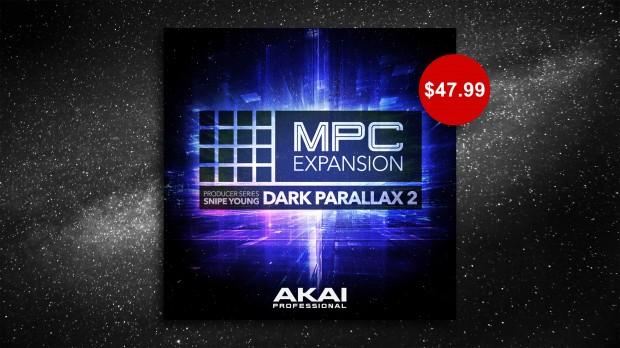 AKAI MPC Dark Parallax 2