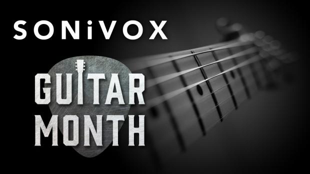 sonivox_guitar_month