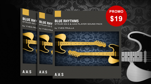 Applied Acoustics Systems - Blue Rhythms