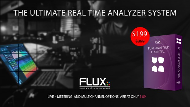 Flux Pure Analyzer Promos Feb 2019