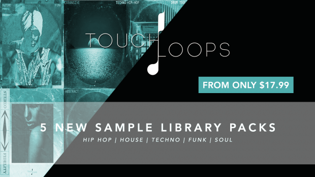 Touch Loops 5 New Packs Feb 2019