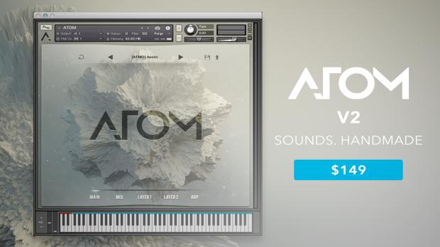 Audiomodern ATOM v2