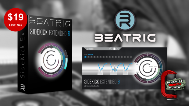 BeatRig Dynamics Crunch Month April Promo 2019