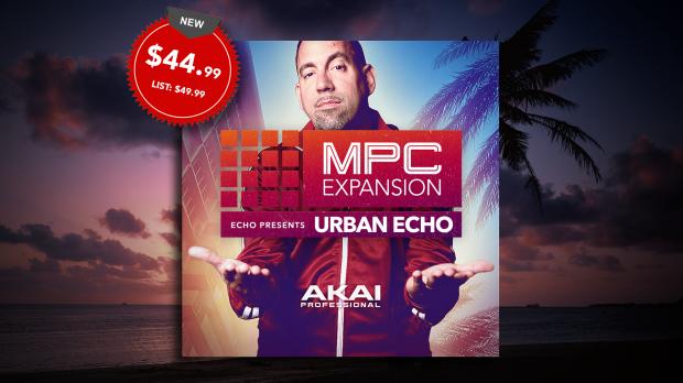 AKAI-MPC-Urban-Echo