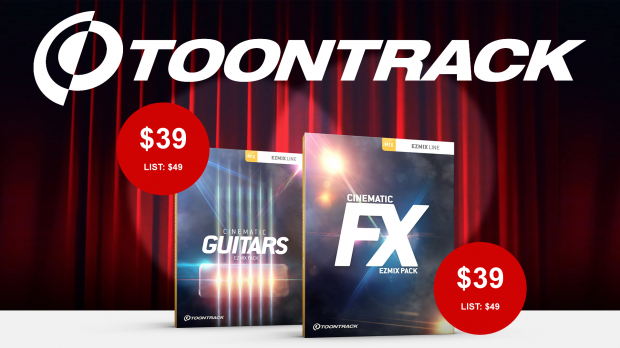 Toontrack-Cinematic-EZmix-2-Packs-May-2019