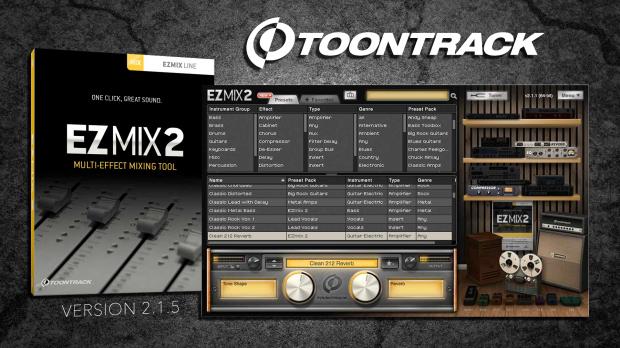 Toontrack-EZmix-2.1.5