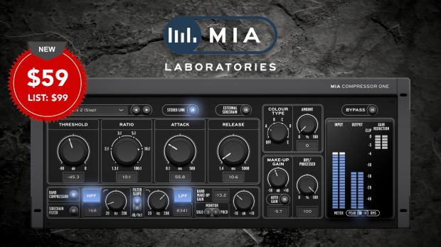 Mia Compressor One - Launch Promo June 2019
