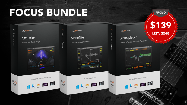 Nugen Focus Bundle June 2019 Promo