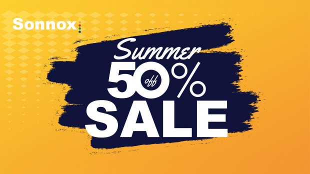 Sonnox-Summer-Sales-June-2019