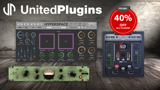 United Plugins Promo Extended