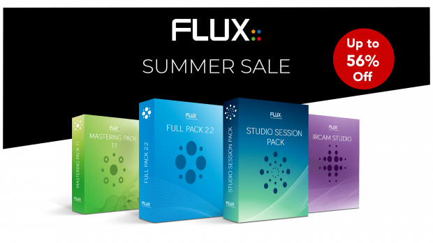 Flux Summer Promo JULY 2019